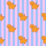 Fox pattern Stock Photo