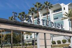Fox studios Entrance Stock Photos