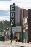 Fox teatr Zdjęcie Royalty Free