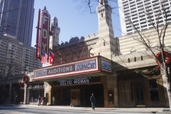 Fox Theater in Atlanta Hosting SYTYCD auditions Stock Image