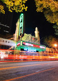 Fox Theatre Atlanta Royalty Free Stock Photo