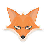 Fox vector illustration. Vector illustration of a fox Royalty Free Stock Photography