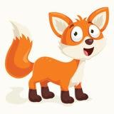 Fox Vector Illustration. Eps 10 Stock Images