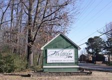 Foxbridge a aidé l'installation vivante, Memphis, TN Images libres de droits