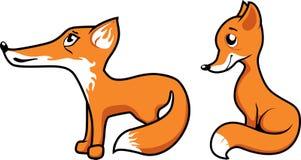 Foxes Stock Photos