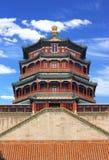 foxiangge pałac lato fotografia stock