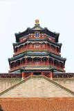 The foxiangge of Summer Palace Royalty Free Stock Images