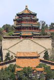 The foxiangge of Summer Palace Royalty Free Stock Photography