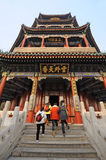 Foxiangge in Summer palace Stock Photography