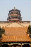 Foxiangge in Summer palace Royalty Free Stock Photos