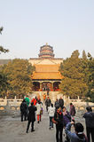 Foxiangge in Summer palace Royalty Free Stock Photography