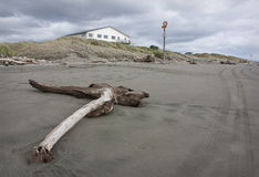 Foxton Beach, New Zealand Royalty Free Stock Photos