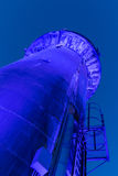 Foxton Blue Tower Royalty Free Stock Photography