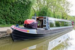 Foxton kędziorki na Uroczystym Zrzeszeniowym kanale, Leicestershire, UK Zdjęcie Stock