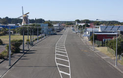 Foxton, New Zealand Royalty Free Stock Photo