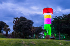 Foxton Water Tower Light Colors Stock Photography