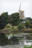 Foxton wiatraczek, Nowa Zelandia Obraz Royalty Free