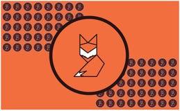foxy Imagens de Stock