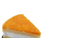Foy Thong Chiffon kaka som isoleras på vit bakgrund royaltyfria bilder