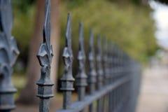 Foyer clôturé Images libres de droits