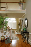 Foyer des hochwertigen Hauses Lizenzfreie Stockfotos