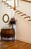 Foyer par Stairs photos libres de droits