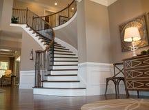 Foyer/Stairs Stock Photo