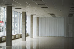 Foyer for trade, shop premises royalty free stock images