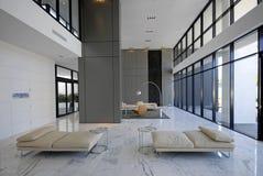 foyeru hotel Zdjęcie Royalty Free