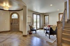 foyeru wejściowy dom zdjęcie stock