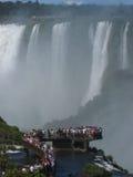 Foz κάνει τις πτώσεις Αργεντινή Βραζιλία Iguacu Στοκ εικόνες με δικαίωμα ελεύθερης χρήσης