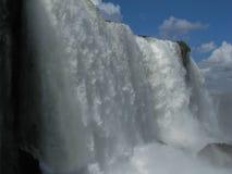 Foz делает падения Аргентину Бразилию Iguassu Стоковое Фото