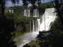 Foz de Iguaçu Argentina Brasil imagens de stock royalty free