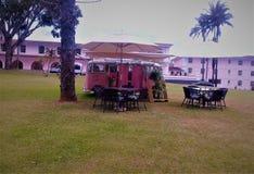 Foz de Iguazu's ντεκόρ ξενοδοχείων στοκ φωτογραφία