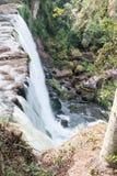 Foz do Iguacu Falls Argentina Brazil Stock Photos