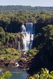 Foz do Iguassu Argentina Brazil Royalty Free Stock Image