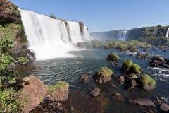 Foz do Iguassu Argentina Brazil Stock Image