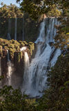 Foz do Iguassu Argentina Brazil Royalty Free Stock Image
