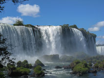 Foz do Iguassu Argentina Brazil Stock Photos