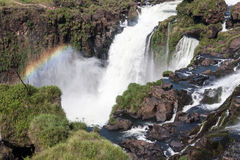 Foz do Iguassu Argentina Brazil Royalty Free Stock Images