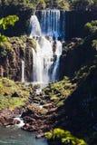 Foz faz Iguassu Argentina Brasil Imagem de Stock Royalty Free