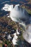 Foz faz Iguassu Argentina Brasil Imagens de Stock