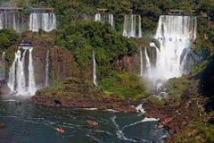Foz hace Iguacu Foto de archivo libre de regalías