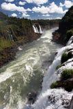 Foz hace las caídas de Iguassu foto de archivo libre de regalías