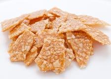 Frágil de amendoim Fotos de Stock
