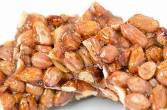 Frágil de cacahuete Fotografía de archivo libre de regalías