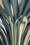 Främlingogräsabstrakt begrepp Royaltyfria Bilder