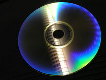 främmande cd Royaltyfria Foton