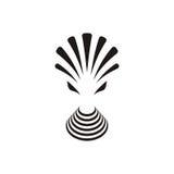 Främmande varelsesymbol Arkivfoton