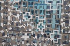 Främre arkitektur Birmingham Royaltyfri Fotografi